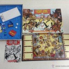Juegos de mesa: LUCKY LUKE - JUEGO DE MESA DE MB - ARM01. Lote 42805976