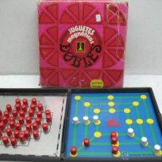 Juegos de mesa: RIMA - DOBLES JUGUETES MAGNÉTICOS JUEGO DE MESA. Lote 42861652