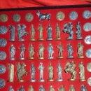 Juegos de mesa: TOROS, AJEDREZ TAURINO, CON TODAS LAS FIGURAS Y COSOS. Lote 42914031