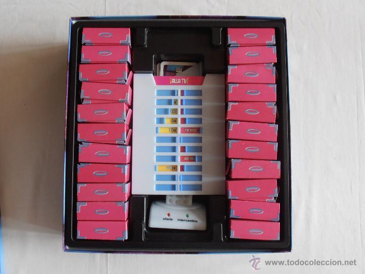 Juegos de mesa: JUEGO ALLA TU BORRAS BASADO EN EL PROGRAMA DE TV TELECINCO COMPLETO - Foto 3 - 54636009
