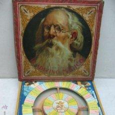 Juegos de mesa: ANTIGUO JUEGO DE MESA EL ADIVINO MÁGICO. Lote 43111436