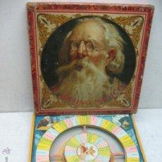 Juegos de mesa: ANTIGUO JUEGO DE MESA EL ADIVINO MÁGICO. Lote 43111451