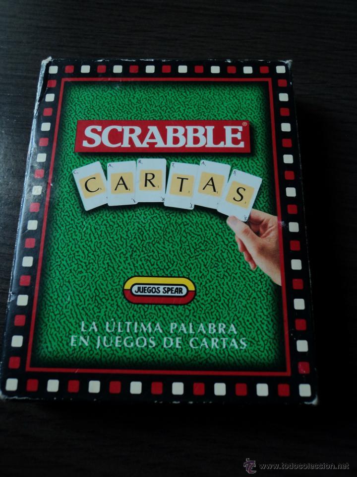 Juego De Mesa Scrabble Cartas De Juegos Spear Comprar Juegos De