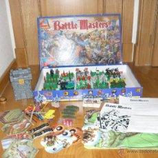 Juegos de mesa: ESPCTACULAR JUEGO DE MESA MB BATTLE MASTERS ROL ESTRATEGIA BUEN ESTADO GENERAL. Lote 128604375