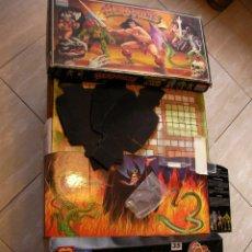 Juegos de mesa: HEROCULTS - JUEGO DE ROL Y FANTASIA - COMPLETO. Lote 43582411