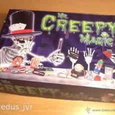 Juegos de mesa: MR. CREEPY MAGIC DE GOLIAT JUEGO TERRORÍFICO DE MESA TERROR COMO NUEVO. Lote 43904385