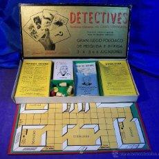 Juegos de mesa: JUEGO DE MESA DETECTIVES EL CASO TODOOJOS DE FRANCISCO ROSELLO ESPAÑA AÑOS 1960. Lote 53637337