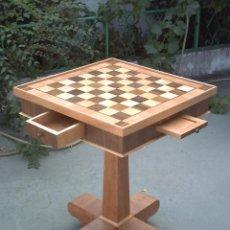 Juegos de mesa - Mesa de ajedrez - 43953519