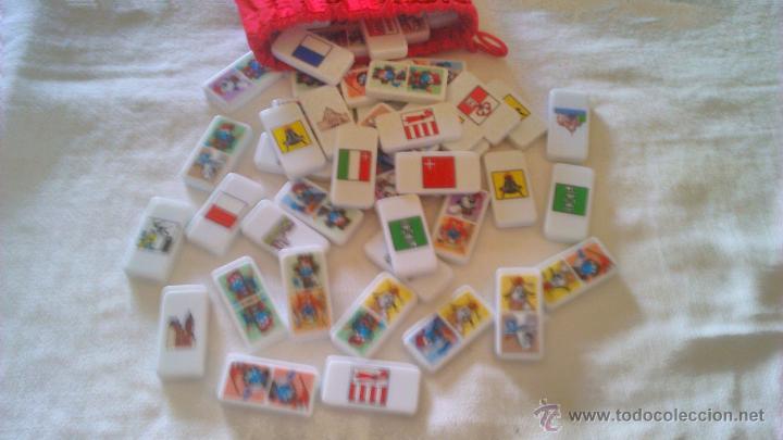 Domino Infantil Domino Mania Lilibiggs Migros Comprar Juegos De
