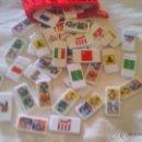 Juegos de mesa: DOMINO INFANTIL. DOMINO MANIA LILIBIGGS MIGROS. IDEAL PARA NIÑOS. CON BANDERAS Y DIBUJOS.. Lote 44117697