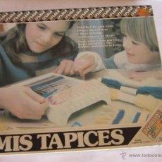 Juegos de mesa: JUEGO MIS TAPICES DE FEBER, EN CAJA. ( GA-32 ) CC. Lote 205886176