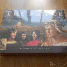 Juegos de mesa: JUEGO DE MESA THE PRINCE: THE STRUGGLE OF HOUSE BORGIA - PHALANX GAMES - PRECINTADO. Lote 53296867