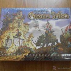 Juegos de mesa: JUEGO WARGAME - GNOME TRIBES - CLASH OF ARMS - TILSIT - PRECINTADO. Lote 109644798