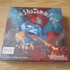 Juegos de mesa: JUEGO DE CARTAS SHAZAMM! - Z-MAN GAMES - PRECINTADO. Lote 44260089
