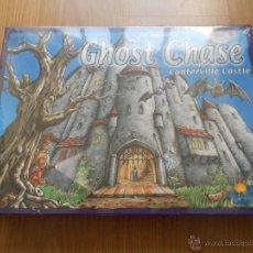 Juegos de mesa: JUEGO DE MESA GHOST CHASE - RIO GRANDE GAMES - PRECINTADO. Lote 44262427