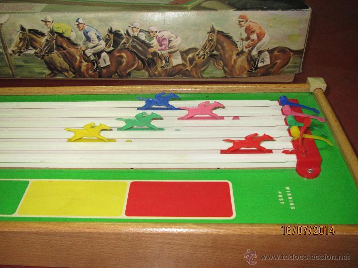 antiguo juego carreras de caballos con apuestas  Comprar Juegos
