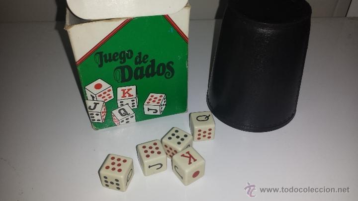 POKER JUEGO DADOS (Juguetes - Juegos - Juegos de Mesa)