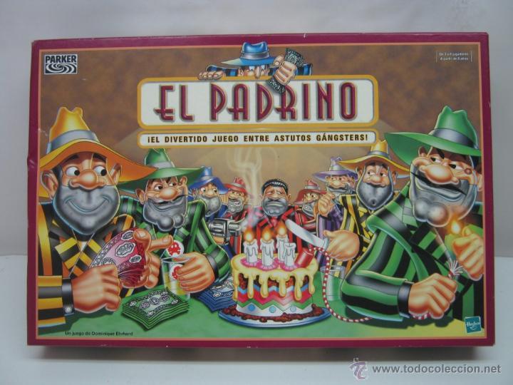 El Padrino Hasbro Parker Comprar Juegos De Mesa Antiguos En