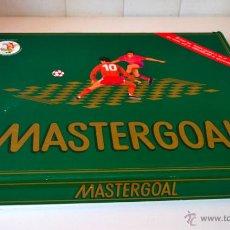 Juegos de mesa: JUEGO DE MESA MASTERGOAL * JUEGO ESTRATEGIA DE FUTBOL * AÑO 1992. Lote 44375015