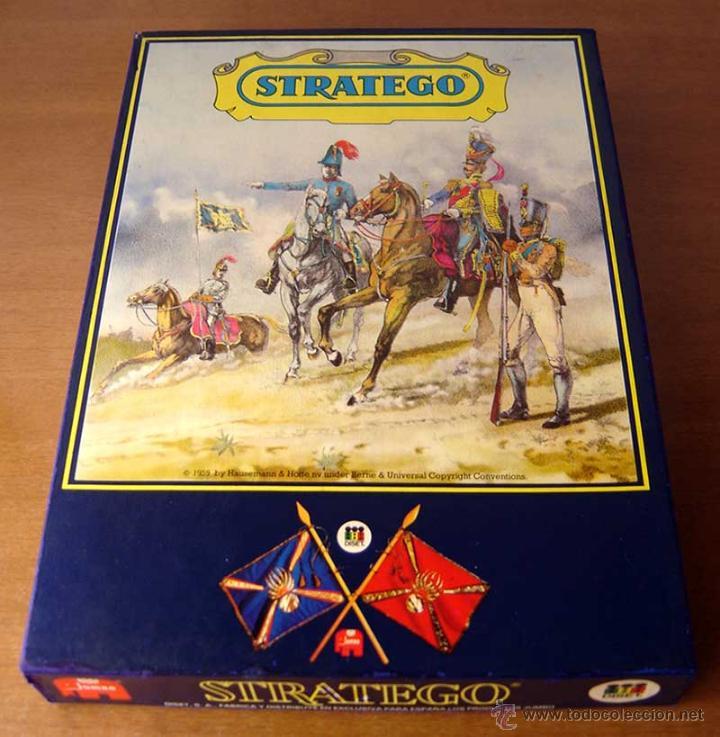 Antiguo Juego De Mesa Estrategia Militar Nuevo Comprar Juegos De