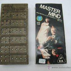 Juegos de mesa: MASTER MIND,UNA BATALLA DE INGENIO Y LOGICA. Lote 44625137