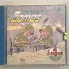 Juegos de mesa: COMPACT GAMES, 4 JUEGOS EN 1, PRECINTADO!!!. Lote 44674836