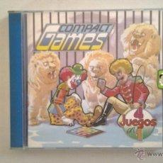 Juegos de mesa: COMPACT GAMES, 4 JUEGOS EN 1, PRECINTADO!!!. Lote 44674850