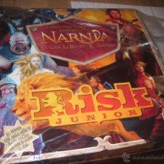 Juegos de mesa: RISK JUNIOR EDICION NARNIA. Lote 45017799