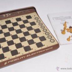 Juegos de mesa: AJEDREZ ELECTRÓNICO. Lote 45035577