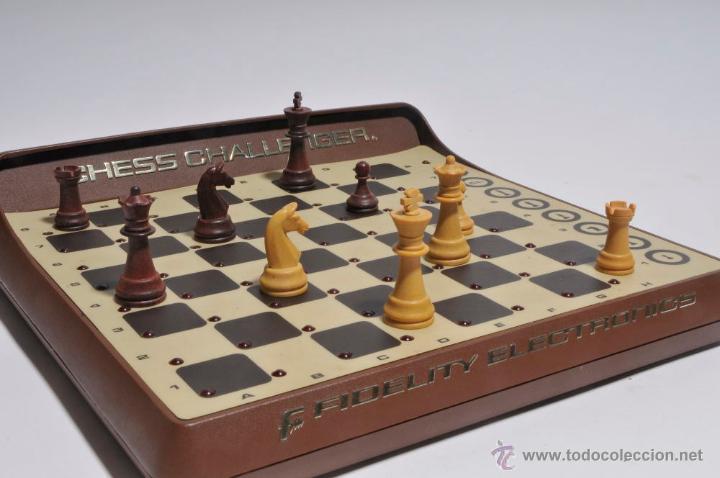 Juegos de mesa: Ajedrez electrónico - Foto 2 - 45035577