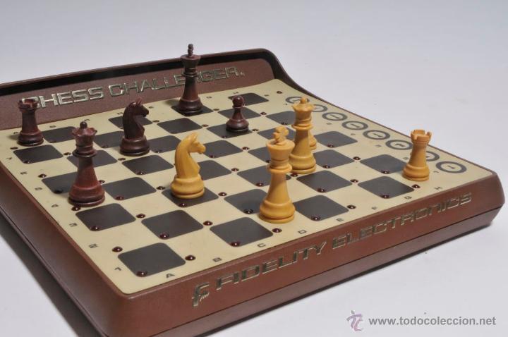 Juegos de mesa: Ajedrez electrónico - Foto 3 - 45035577