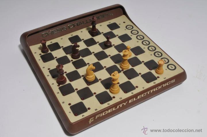 Juegos de mesa: Ajedrez electrónico - Foto 4 - 45035577