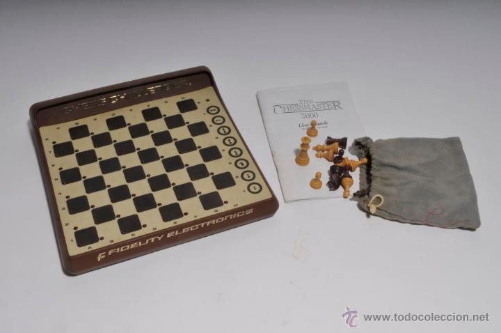 Juegos de mesa: Ajedrez electrónico - Foto 5 - 45035577
