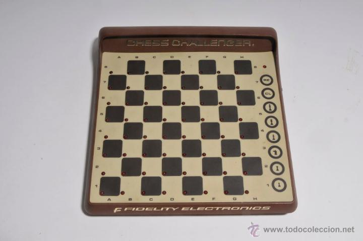 Juegos de mesa: Ajedrez electrónico - Foto 9 - 45035577