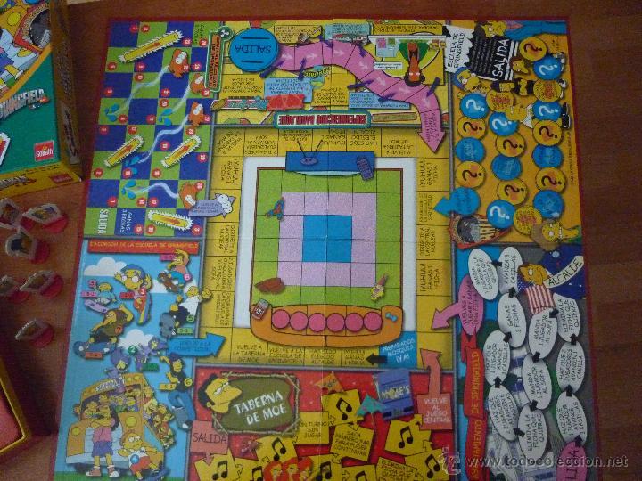 el gran juego de los simpsons goliathao 2  Comprar Juegos de