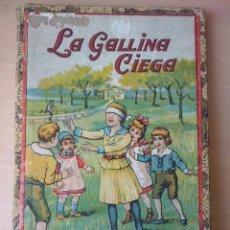 Juegos de mesa: ANTIGUO JUEGO DE LA GALLINA CIEGA. Lote 45412963