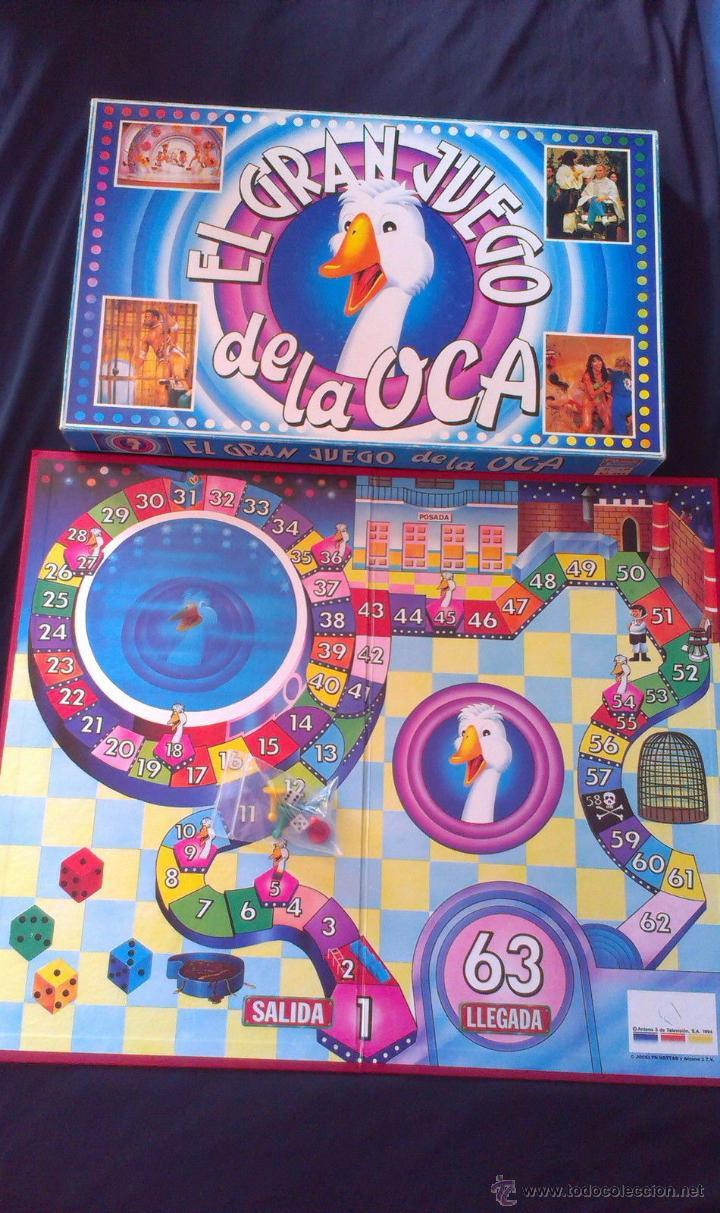 El gran juego de la oca falomir vendido en venta directa 45457188 - La oca juego de mesa ...