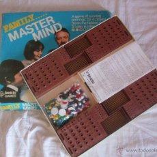 Juegos de mesa: MASTER MIND FAMILY. Lote 45543943
