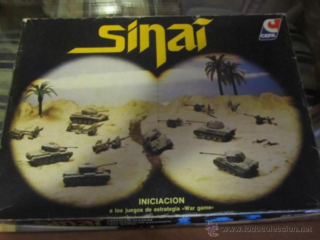 M69 Juego Cefa Sinai Juego De Estrategia Milita Comprar Juegos De