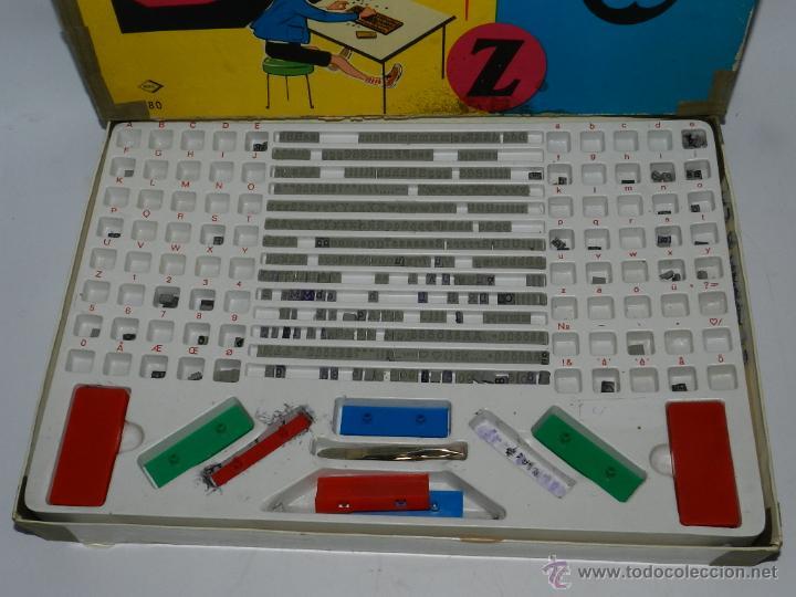 Juegos de mesa: IMPRENTA INFANTIL MARCA NORIS, TRYCKERIET, - JUGUETE AÑOS 50 - CAJA REFORZADA CON PRECINTO, PARECE - Foto 2 - 45702763