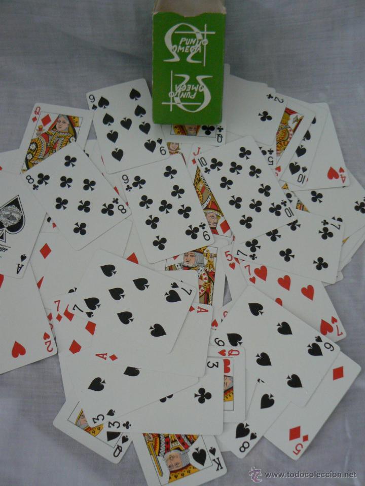 Baraja De Cartas Poker Comprar Juegos De Mesa Antiguos En