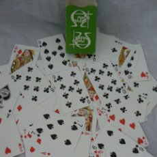 Juegos de mesa: BARAJA DE CARTAS POKER. Lote 45892077