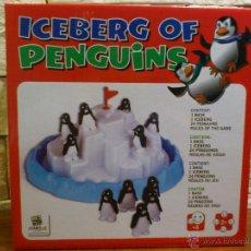 Juegos de mesa: JUEGO - ICEBERG DE PINGUINOS - ICEBERG OF PENGUINS- MARIGO - PRECINTADO - NUEVO -. Lote 46048681