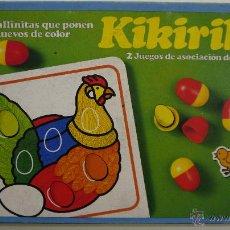 Kikiriki Educa Anos 80 Comprar Juegos De Mesa Antiguos En
