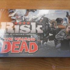 Juegos de mesa: JUEGO DE MESA - RISK THE WALKING DEAD - SURVIVAL EDITION - USAOPOLY - ESTRATEGIA - WARGAME. Lote 58580157