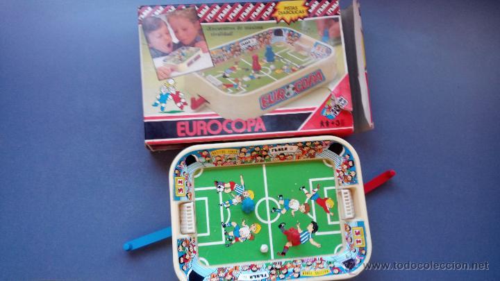 JUEGO DE MESA FEBER EUROCOPA PISTAS DIABOLICAS (Juguetes - Juegos - Juegos de Mesa)