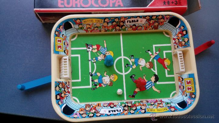 Juegos de mesa: juego de mesa feber eurocopa pistas diabolicas - Foto 2 - 46059495