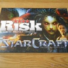 Juegos de mesa: JUEGO DE MESA - RISK STARCRAFT - COLLECTORS EDITION - BLIZZARD - HASBRO - ESTRATEGIA - WARGAME. Lote 57521793