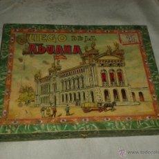 Juegos de mesa: JUEGO DE LA ADUANA AÑOS 40 DE BORRÁS.. Lote 46157684