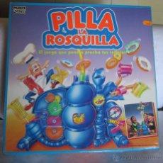 Juegos de mesa: JUEGO PILLA LA ROSQUILLA, DE PARKER, EN CAJA,. CC. Lote 46163516